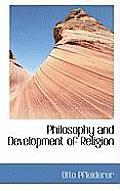 Philosophy and Development of Religion