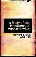 A Study of the Population of Manhattanville