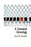 A Comstock Genealogy