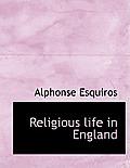 Religious Life in England