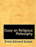Essay on Religious Philosophy