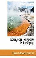 Essay on Religious Philosophy