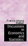 Discussions in Economics and Statistics;