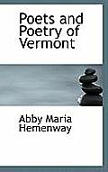 Poets and Poetry of Vermont