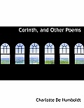 Corinth, and Other Poems