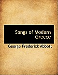 Songs of Modern Greece