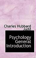 Psychology General Introduction