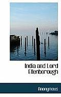 India and Lord Ellenborough