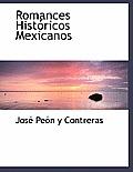 Romances Hist Ricos Mexicanos