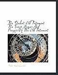 The Student Old Testament the Songs Hymns and Prayers of the Old Testament