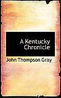 A Kentucky Chronicle