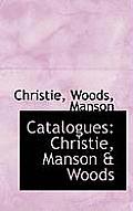 Catalogues: Christie, Manson & Woods