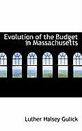 Evolution of the Budget in Massachusetts