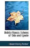 Debita Flacco. Echoes of Ode and Epode