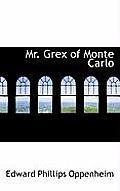 Mr. Grex of Monte Carlo