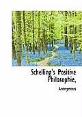 Schelling's Positive Philosophie,