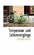 Temperatur Und Lebensvorgange