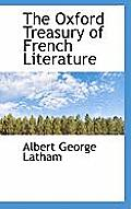 The Oxford Treasury of French Literature