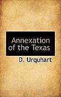 Annexation of the Texas