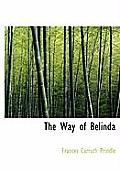 The Way of Belinda