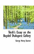 Tieck's Essay on the Boydell Shakspere Gallery