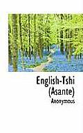 English-Tshi (Asante)