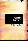 Martin Luther,