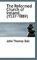 The Reformed Church of Ireland, (1537-1889)