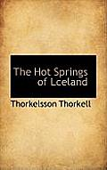The Hot Springs of Lceland