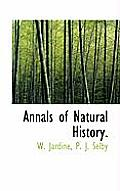Annals of Natural History.