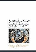 Bulletin de La Soci T Imperiale Zoologique Dacclimatation