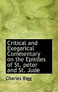 Critical and Exegerical Commentary on the Epistles of St. Peter and St. Jude