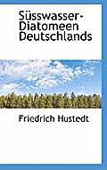 Susswasser-Diatomeen Deutschlands