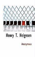 Henry T. Helgesen