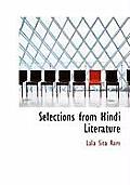Selections from Hindi Literature