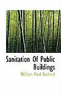 Sanitation of Public Buildings
