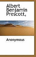 Albert Benjamin Prescott,