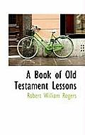 A Book of Old Testament Lessons