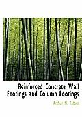 Reinforced Concrete Wall Footings and Column Footings