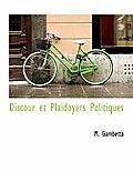 Discour Et Plaidoyers Politiques