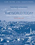 World Today: Concepts and Regions in Geography - Study Guide (5TH 11 Edition) Cover