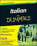 Italian for Dummies 2nd Edition