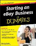Starting an eBay Business for Dummies 4th Edition