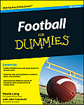 Football for Dummies (For Dummies) Cover