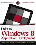 Beginning Windows 8 Application Development (Wrox Programmer to Programmer)
