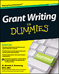 Grant Writing for Dummies [With CDROM] (For Dummies)