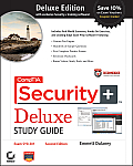 CompTIA Security+ Deluxe Study Guide: Exam SY0-301 [With CDROM]