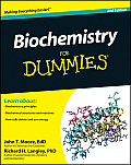 Biochemistry for Dummies (For Dummies)