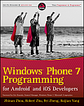 Windows Phone 7 Programming for Android & Iphone Developers