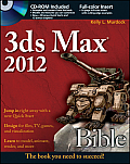 3ds Max 2012 Bible [With CDROM]
